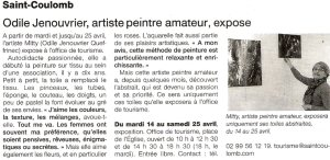 article journal rectifié